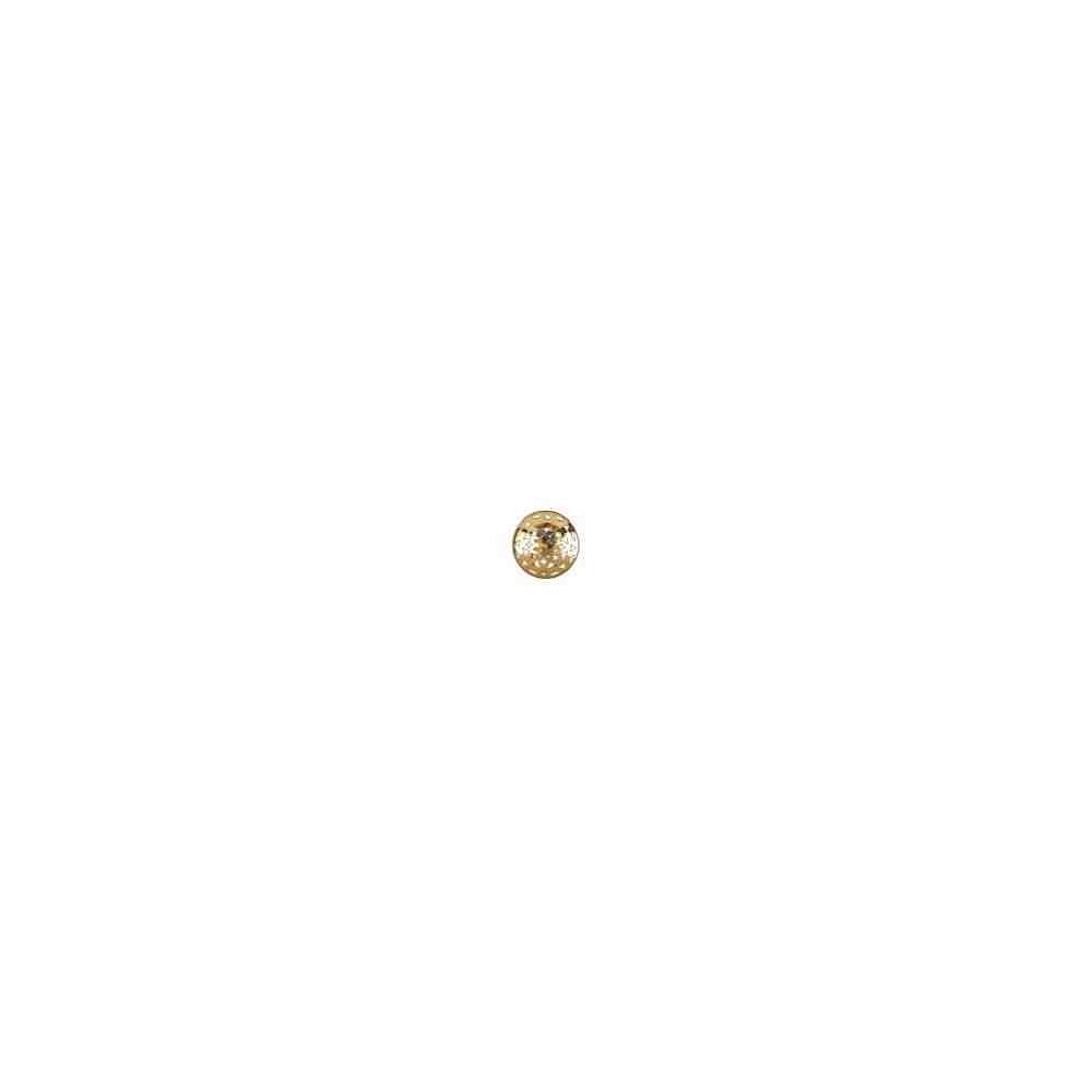 Casquilla para perla japonesa 14mm.OA.18 Kt 24704 **