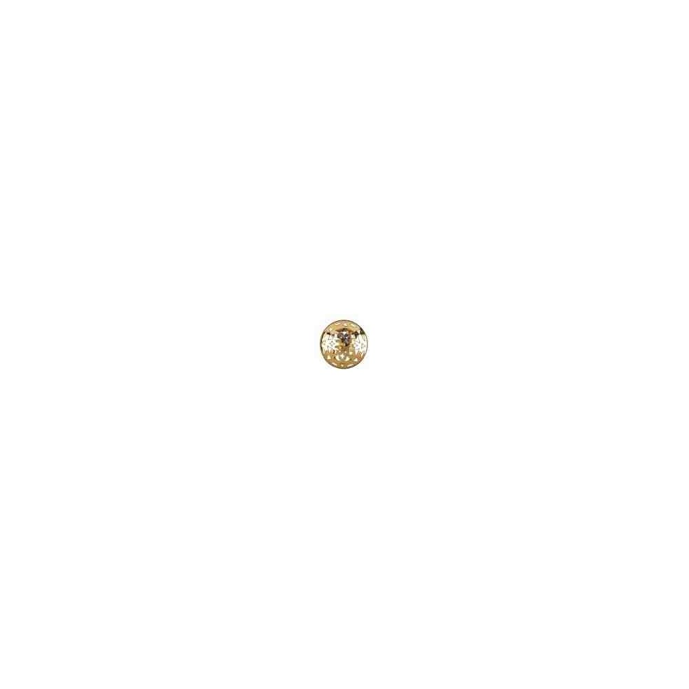Casquilla para perla japonesa 16mm.OA.18 Kt 24706 **