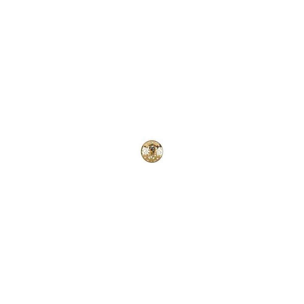 Casquilla para perla japonesa 17mm.OA.18 Kt 24707 **