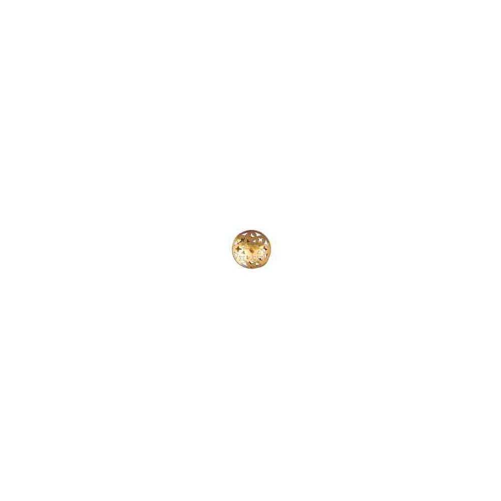 Casquilla para perla japonesa 18mm.OA.18 Kt 24708 **