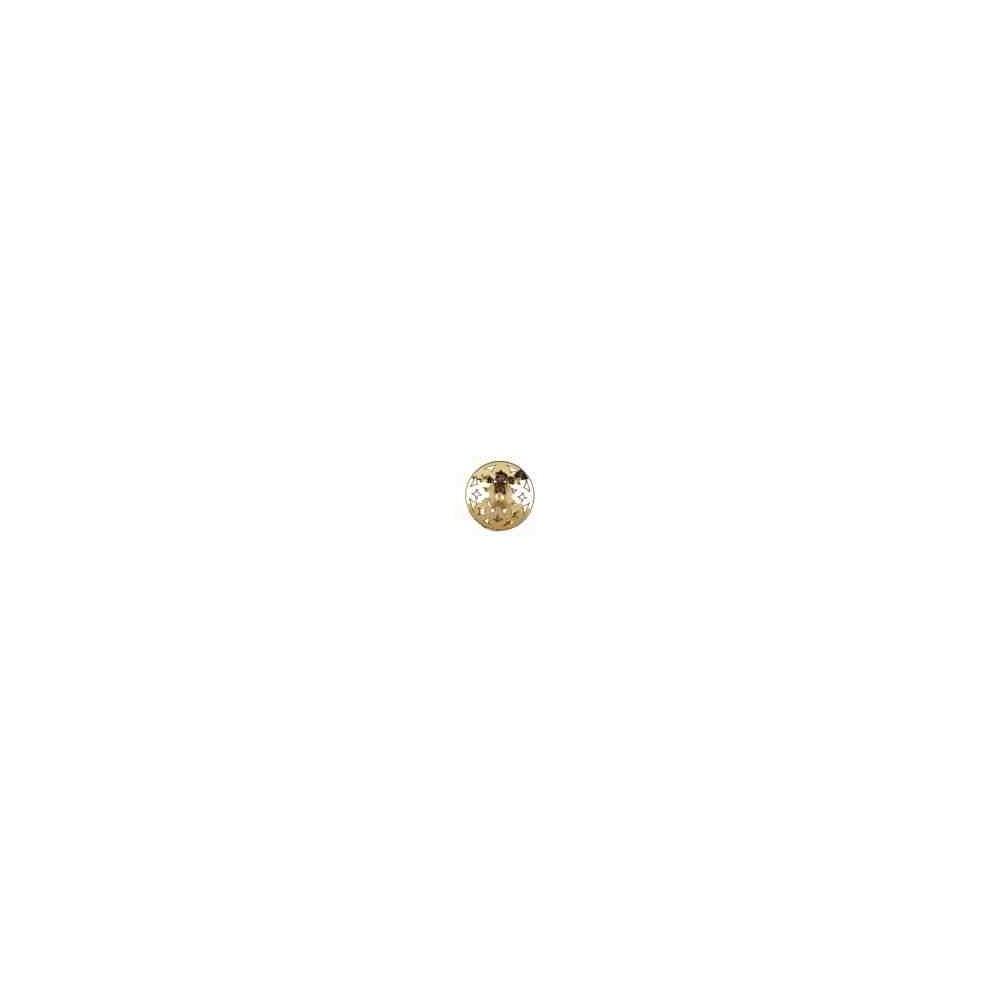 Casquilla para perla japonesa c/omega 16mm.OA.18 Kt 25006 **