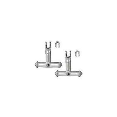 Sistema de gemelos pasador abatible.(Par).AG-925 41692