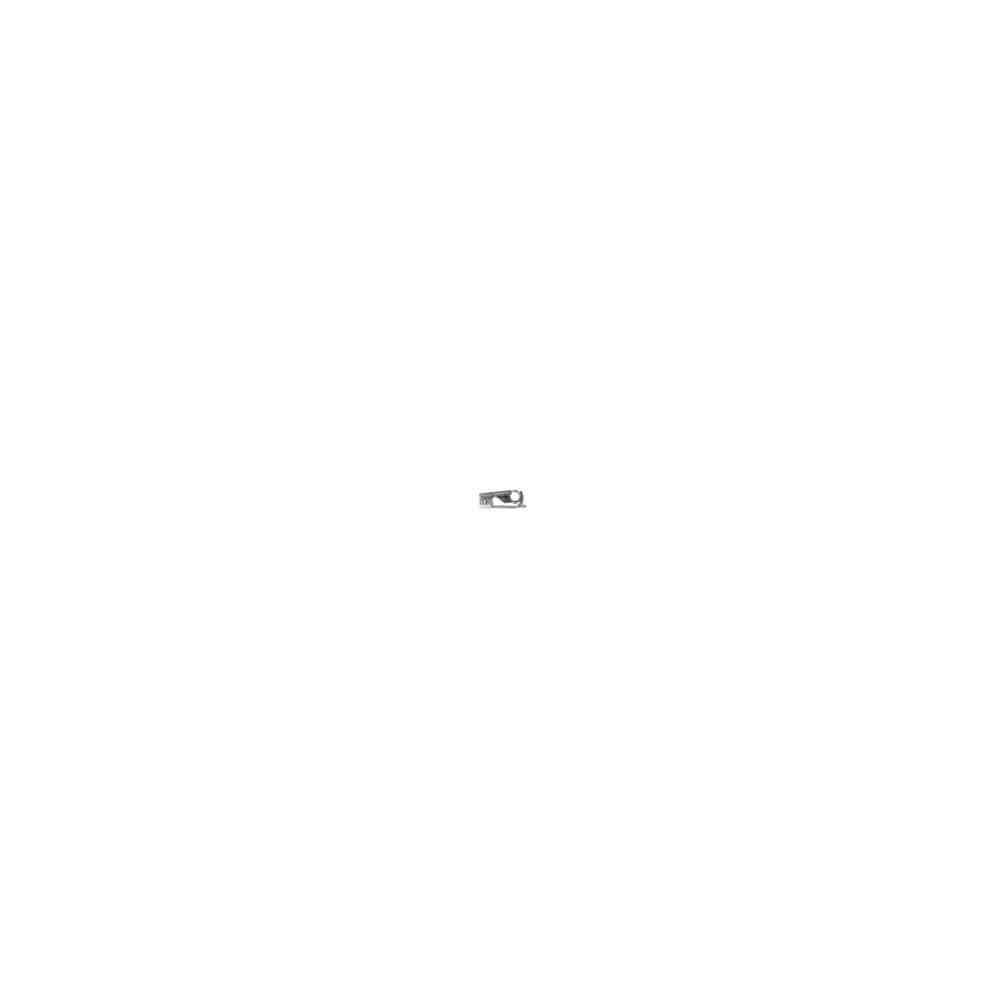 Cierres de uñeta 11mm.AG-925 41702