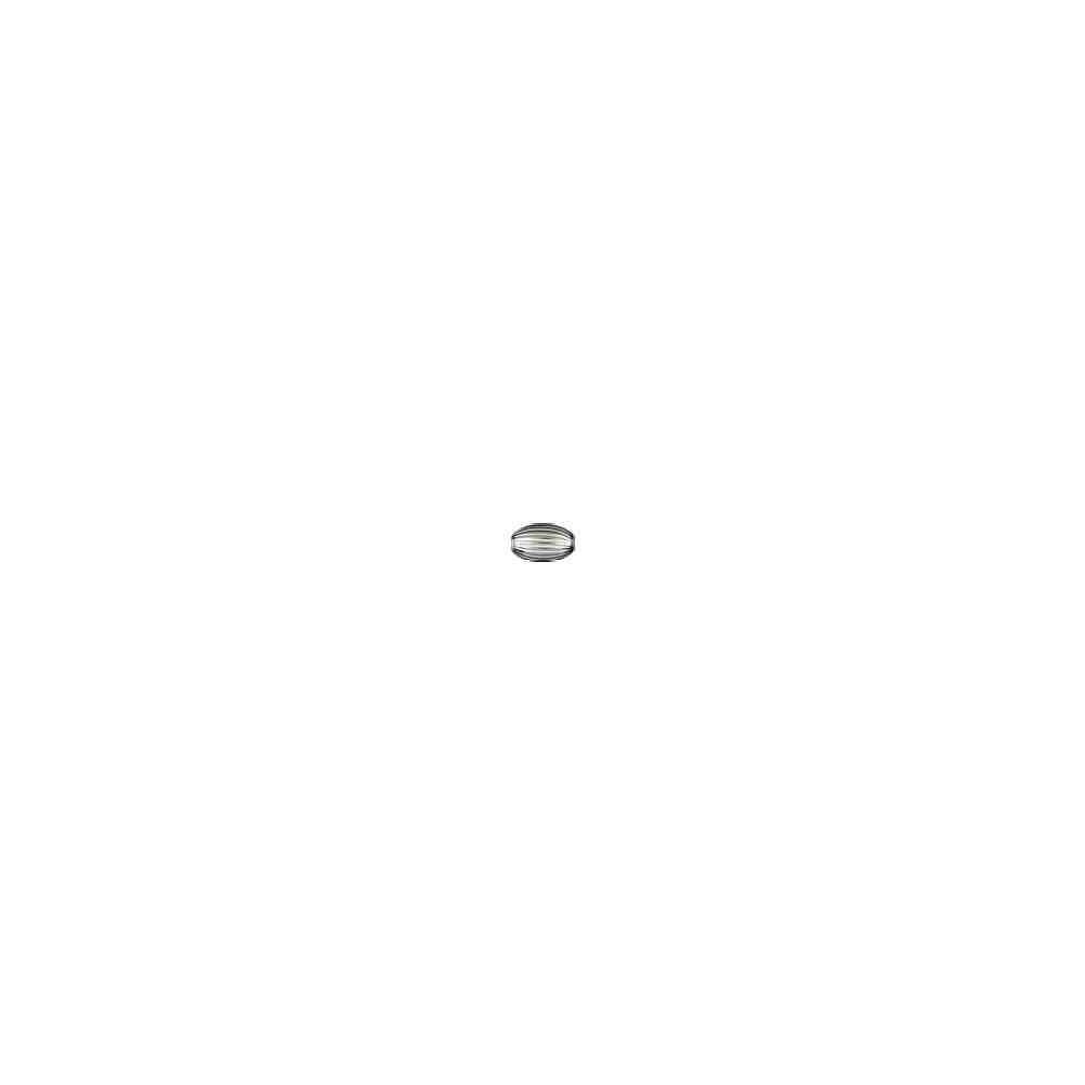 Olivina gallonada11.7x7mm.Int.2.6mm.AG-925 43181