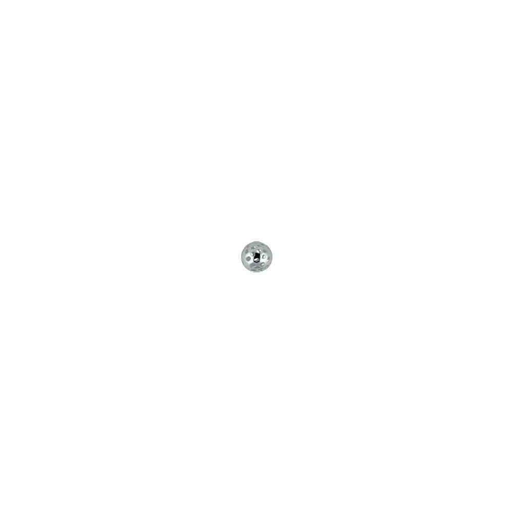 Bola diamantada 14mm.Int.2.6mm.AG-925 43488