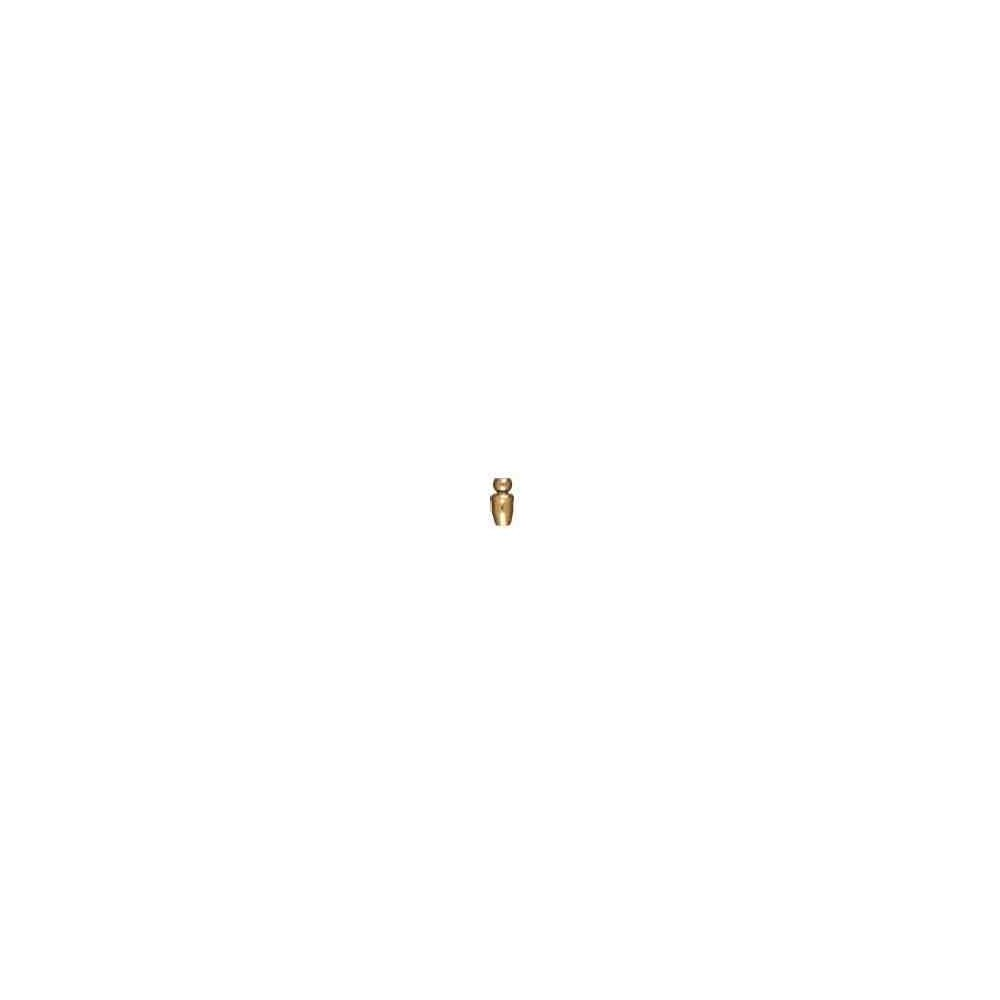 Tapapunta dorado.Latón 64506