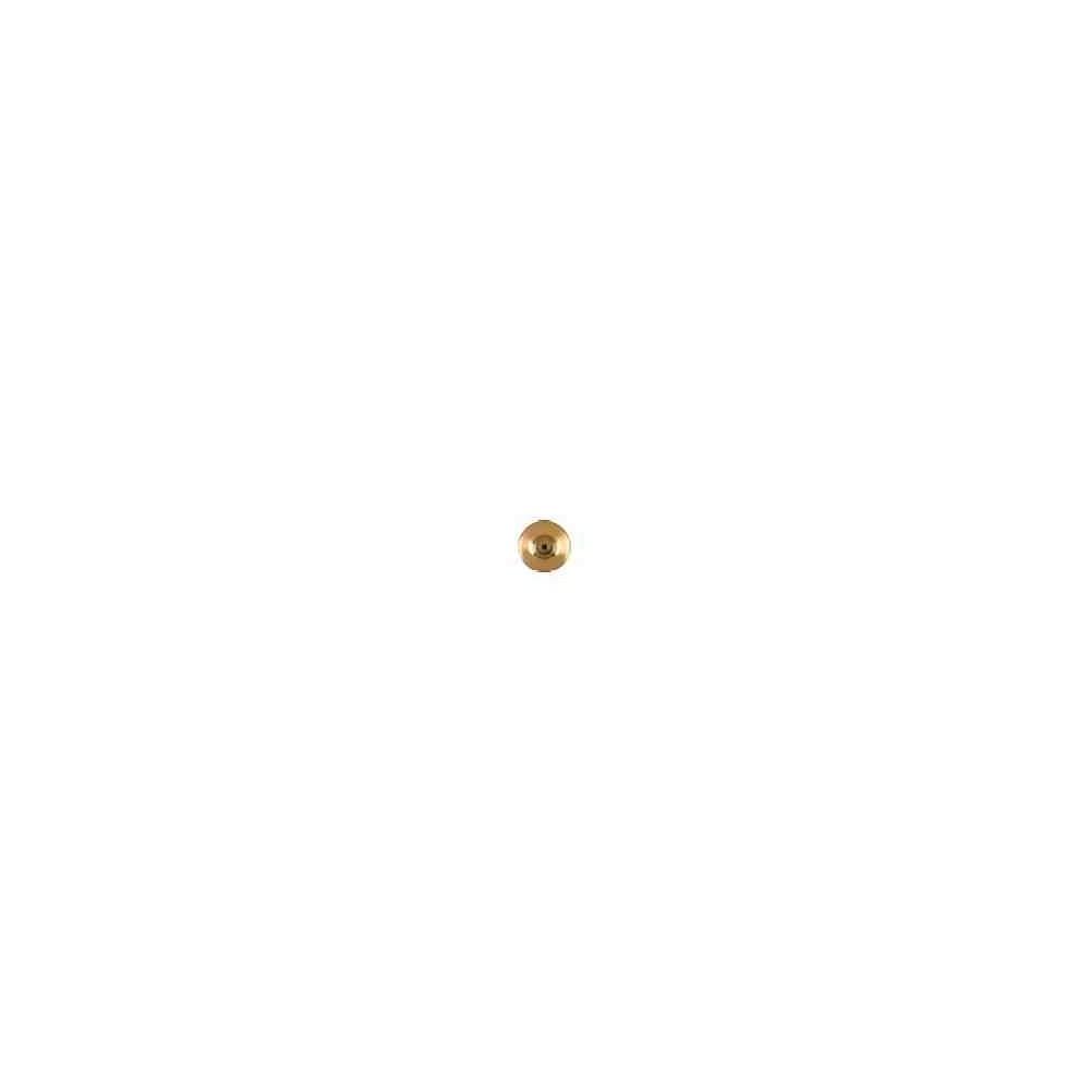 Tapapunta dorado.Latón 64507