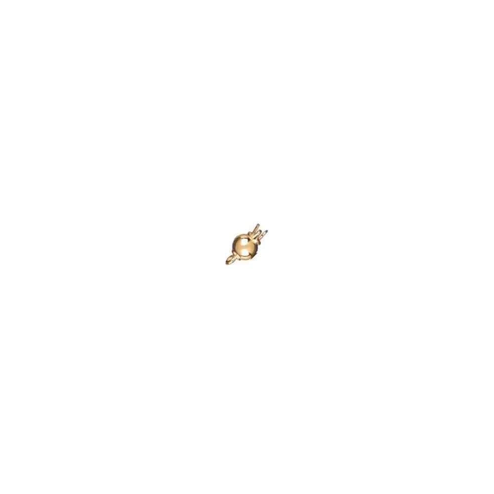 Broche de bola liso 12mm.AG-925 CH. 70010