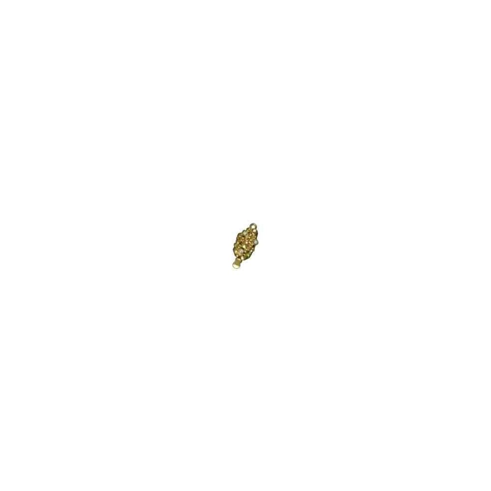 Broche de collar 1 vuelta.AG-925 CH. 70434