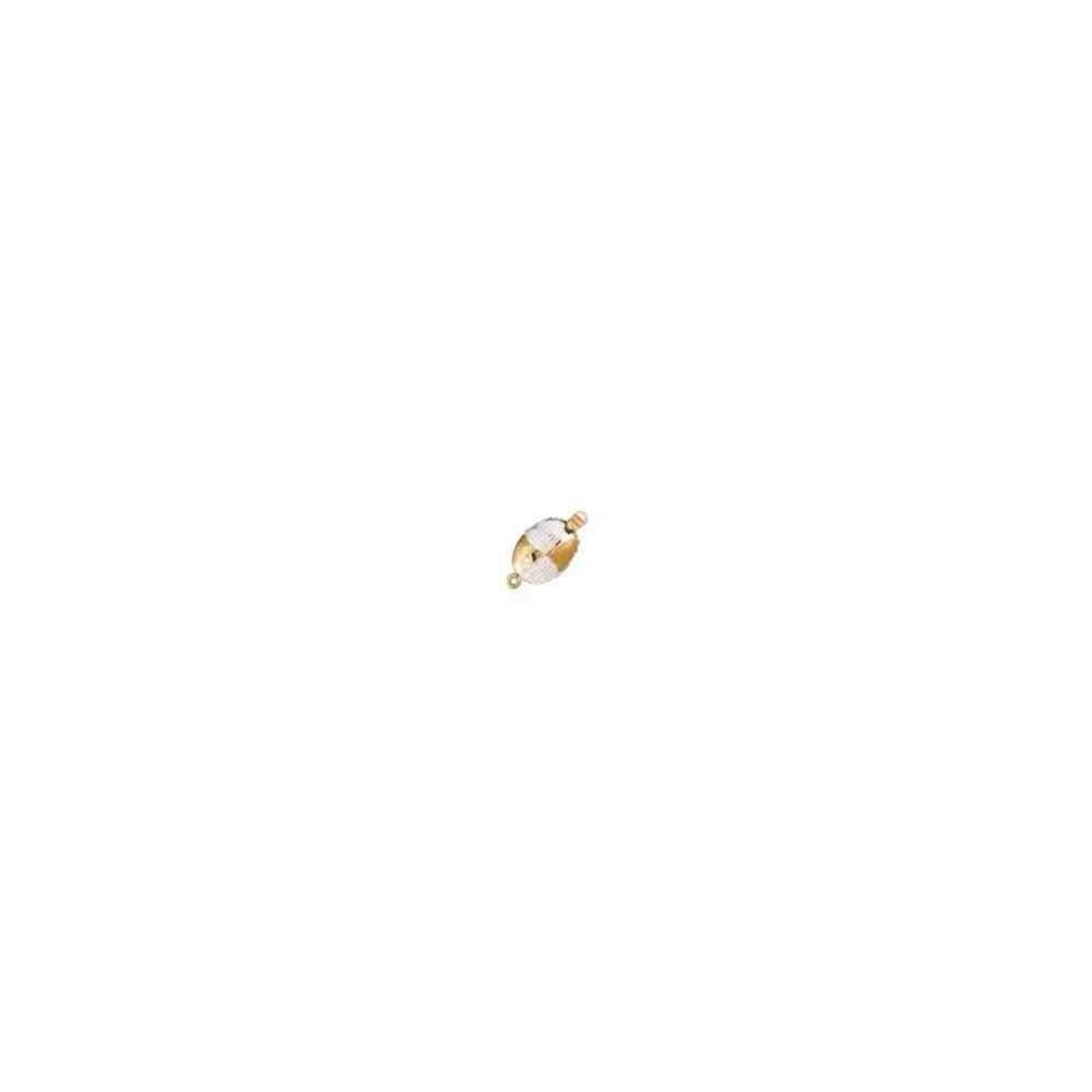 Broche de collar 1 vuelta.AG-925 CH. 70451