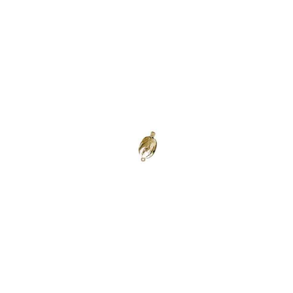Broche plata chapada 1ª ley - 1 vuelta 70494