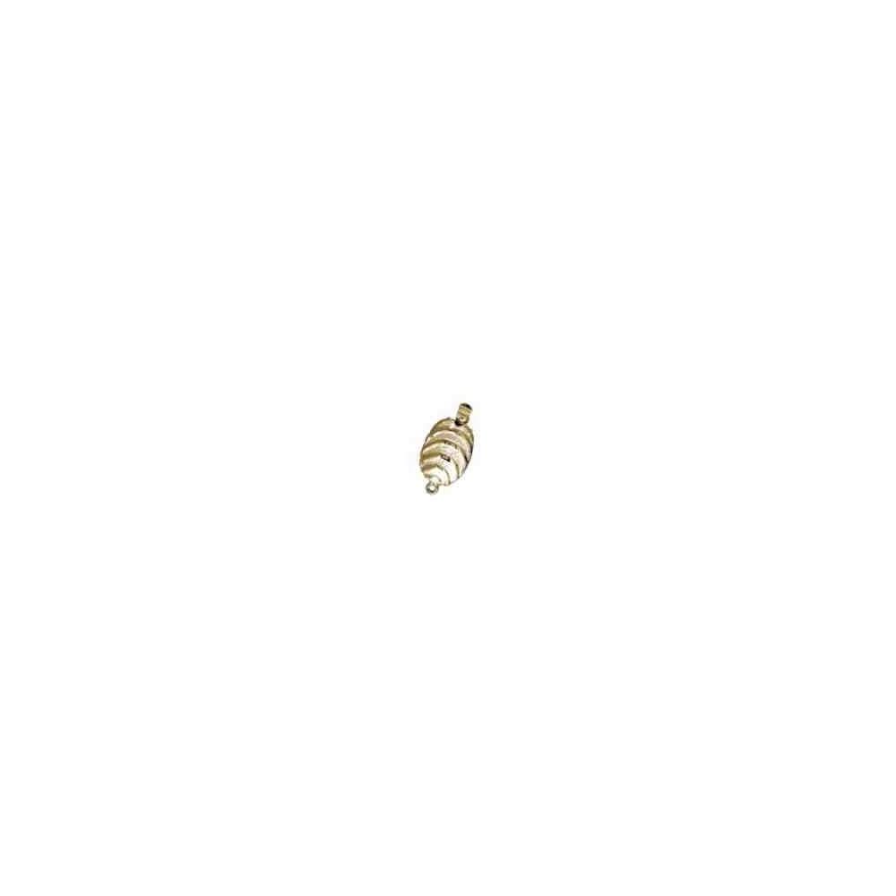 Broche de collar 1 vuelta.AG-925 CH. 70496