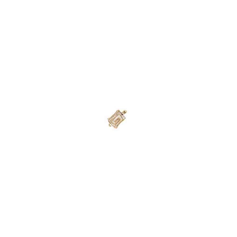 Broche de collar 1 vuelta.AG-925 CH. 70575