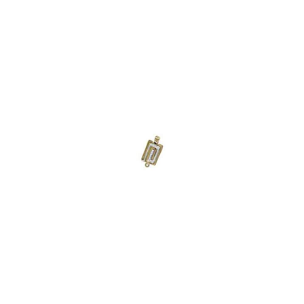 Broche de collar 1 vuelta.AG-925 CH. 70576