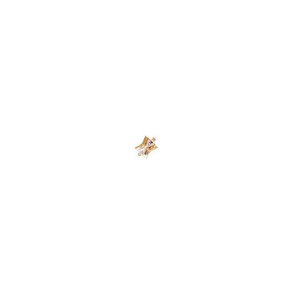 Broche de collar 1 vuelta.AG-925 CH. 70578