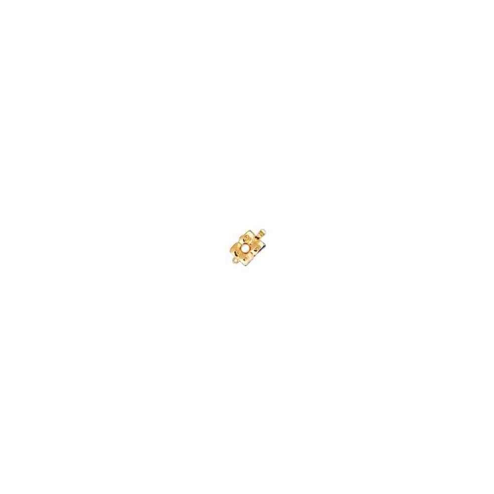 Broche de collar 1 vuelta.AG-925 CH. 70582