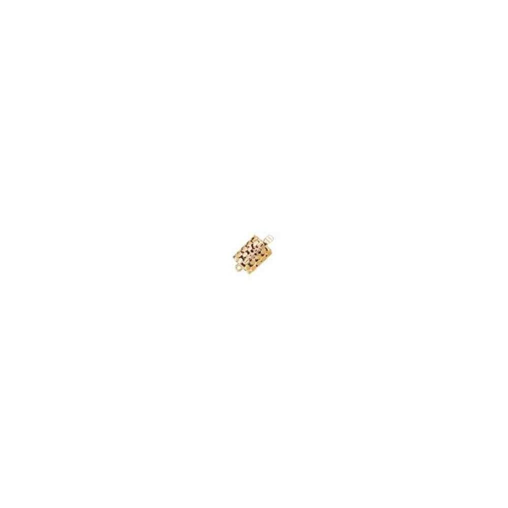 Broche de collar 1 vuelta.AG-925 CH. 70586