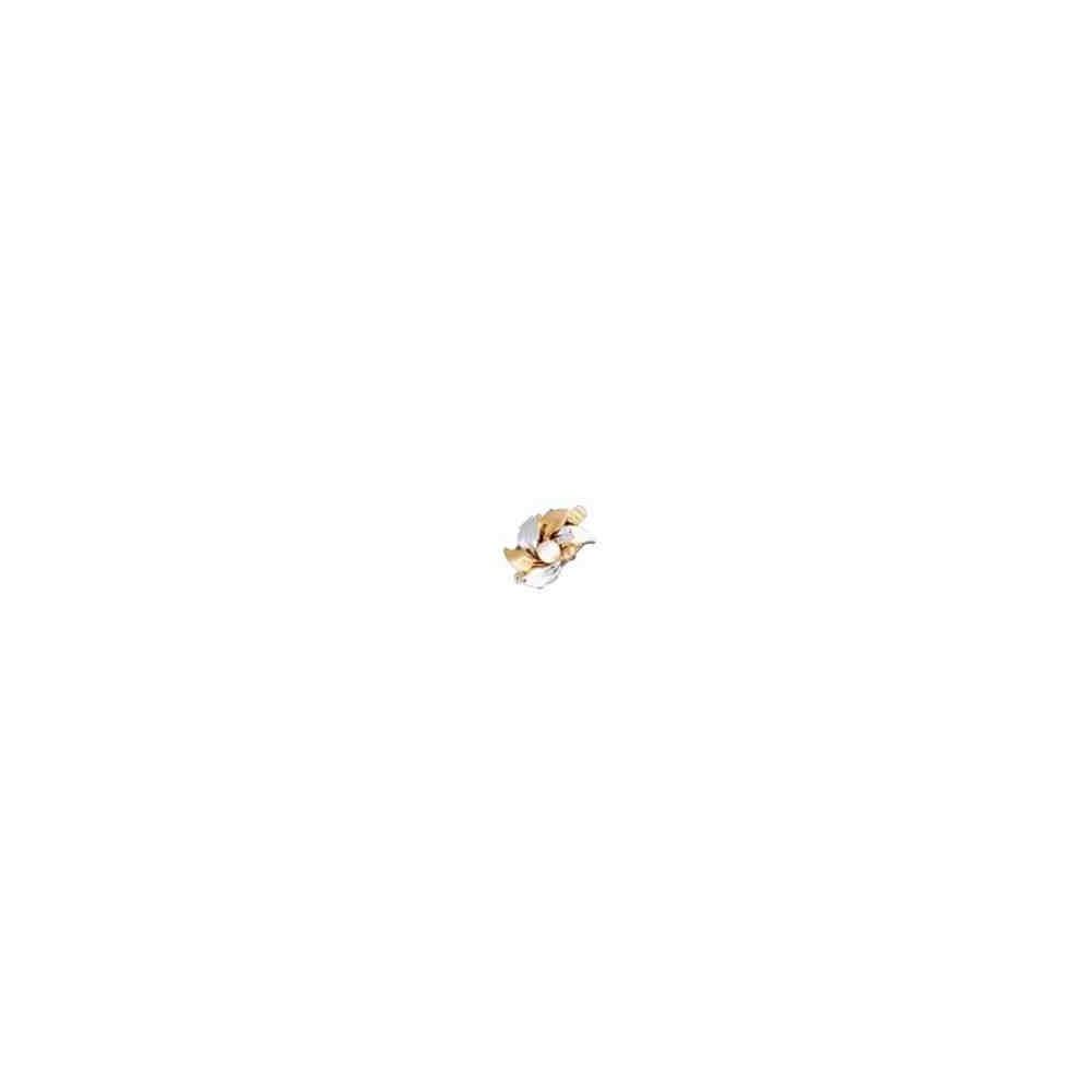 Broche de collar 1 vuelta.AG-925 CH. 70597