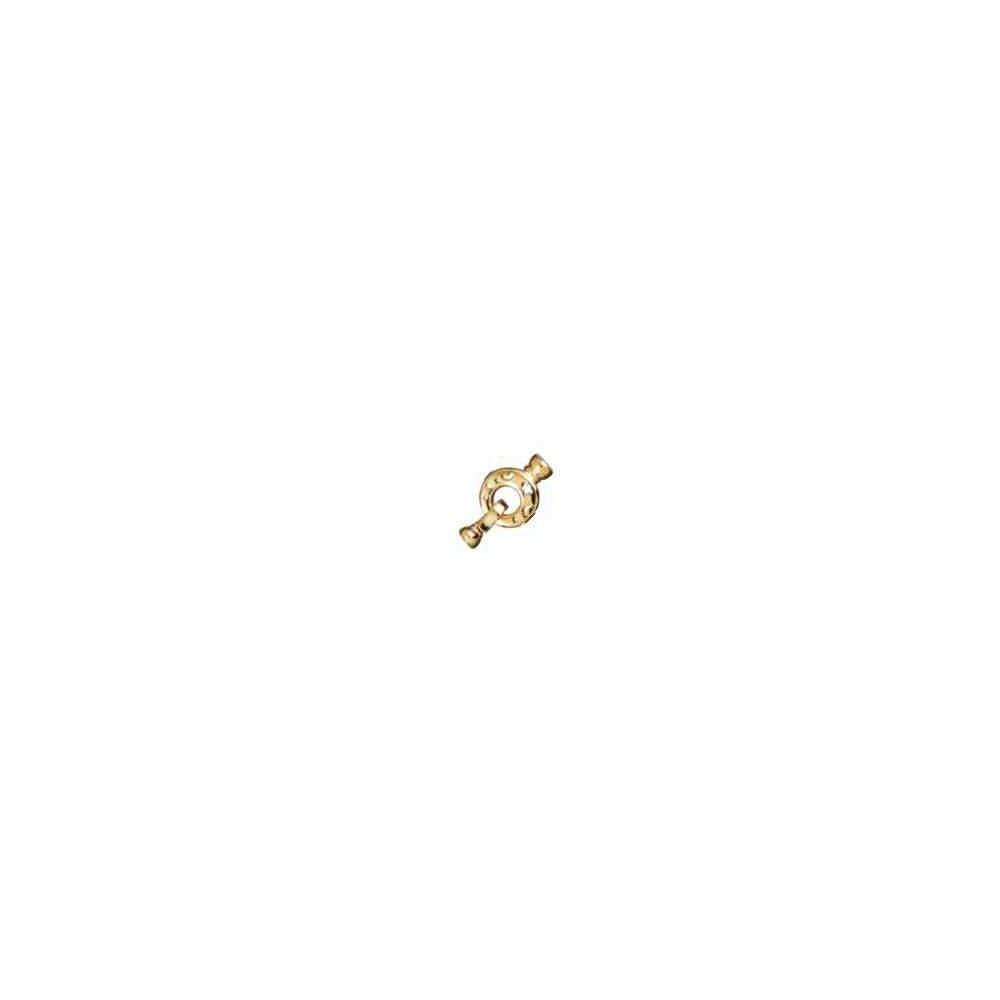 Broche de collar con casquillas.AG-925 CH. 70721