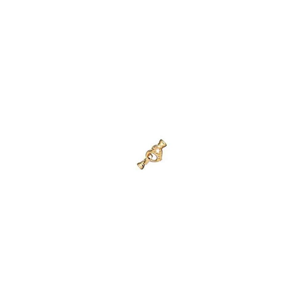 Broche de collar con casquillas.AG-925 CH. 70722