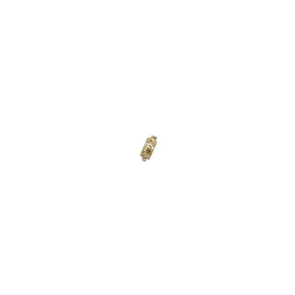 Broche de collar 1 vuelta.AG-925 CH. 70763