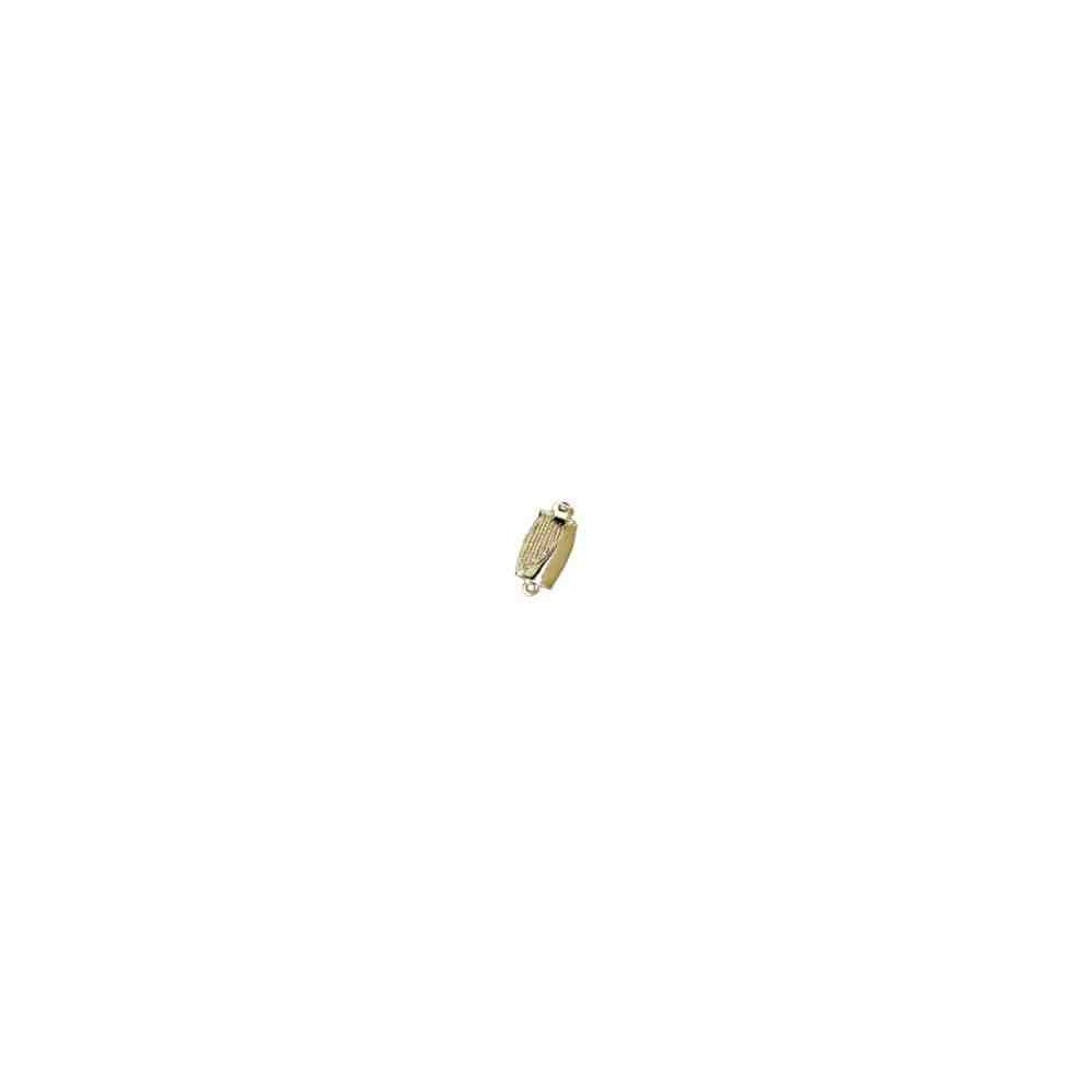 Broches plata chapada 1ª ley - 1 vuelta 70768