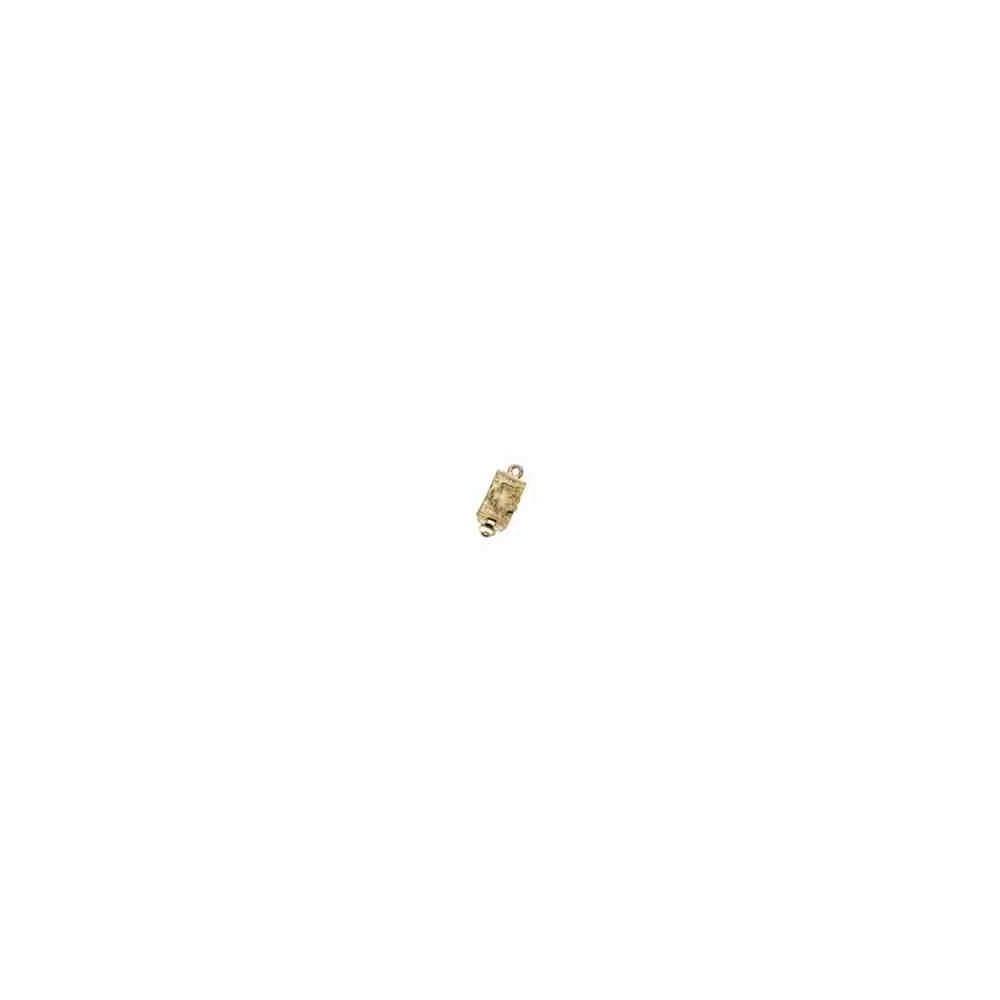 Broche de collar 1 vuelta.AG-925 CH. 70770