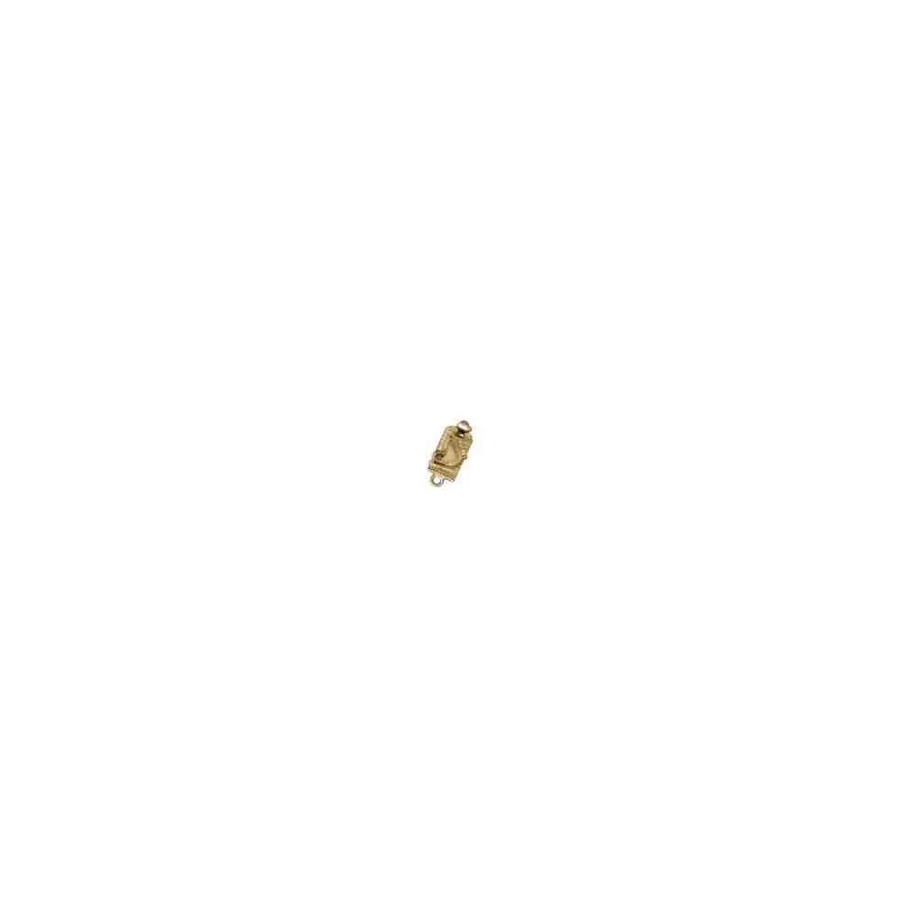 Broche de collar 1 vuelta.AG-925 CH. 70771