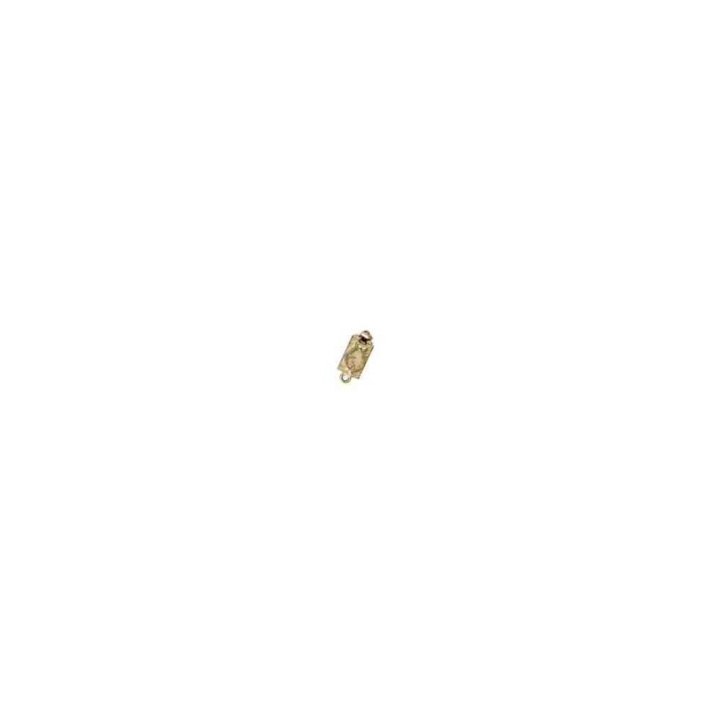 Broche de collar 1 vuelta.AG-925 CH. 70773