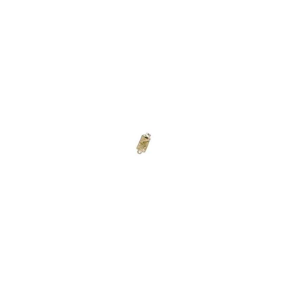 Broche de collar 1 vuelta.AG-925 CH. 70777