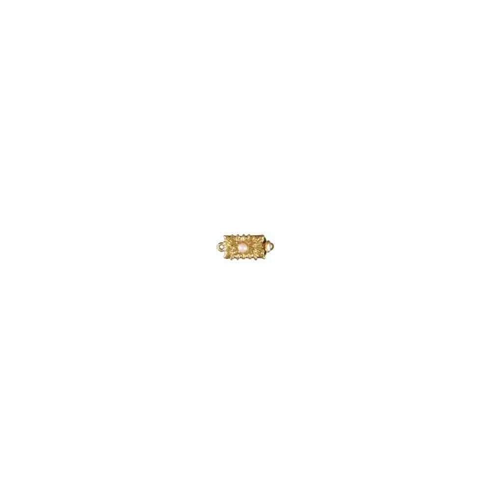 Broche de collar 1 vuelta.AG-925 CH. 70780