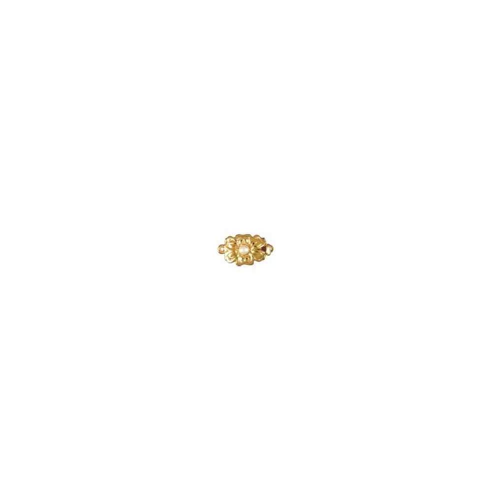 Broches plata chapada 1ª ley - 70782