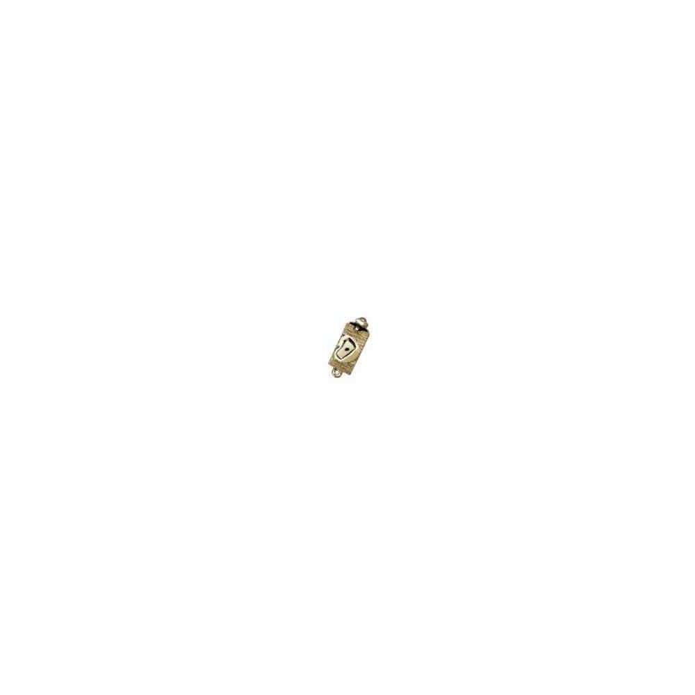 Broche de collar 1 vuelta.AG-925 CH. 70791