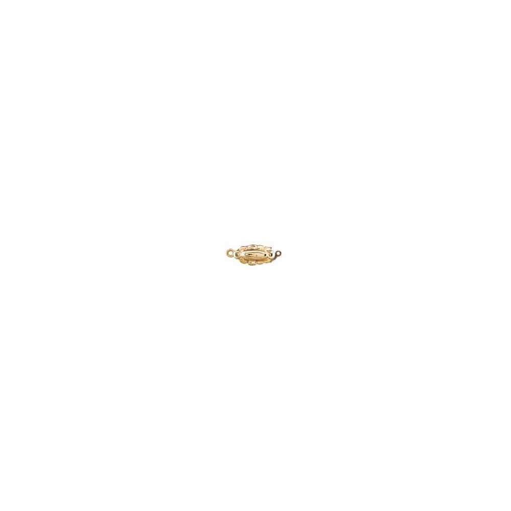 Broche de collar 1 vuelta.AG-925 CH. 70820
