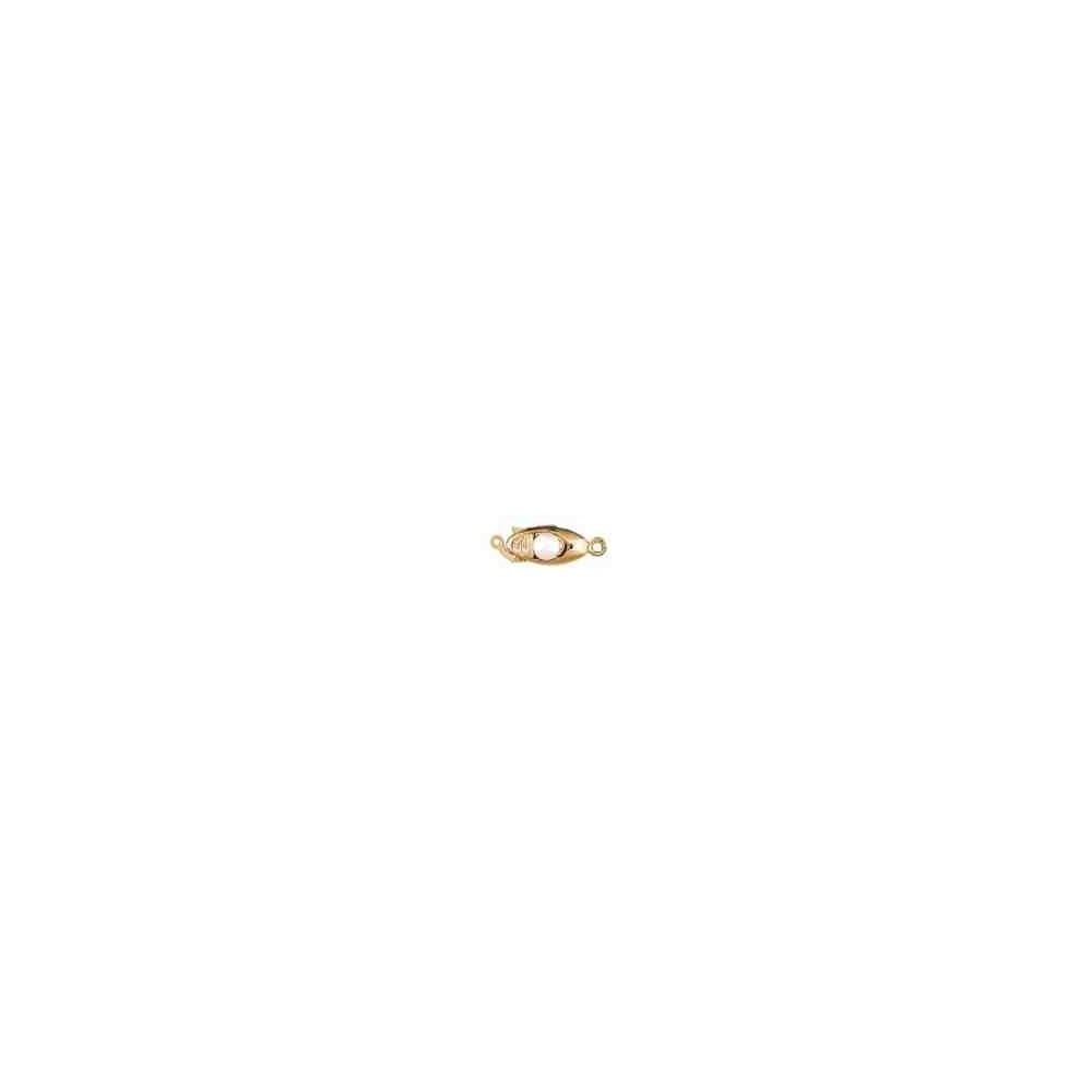 Broche de collar 1 vuelta.AG-925 CH. 70821