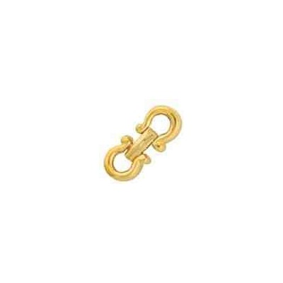 Broche de collar multihilos.AG-925 CH. 70833