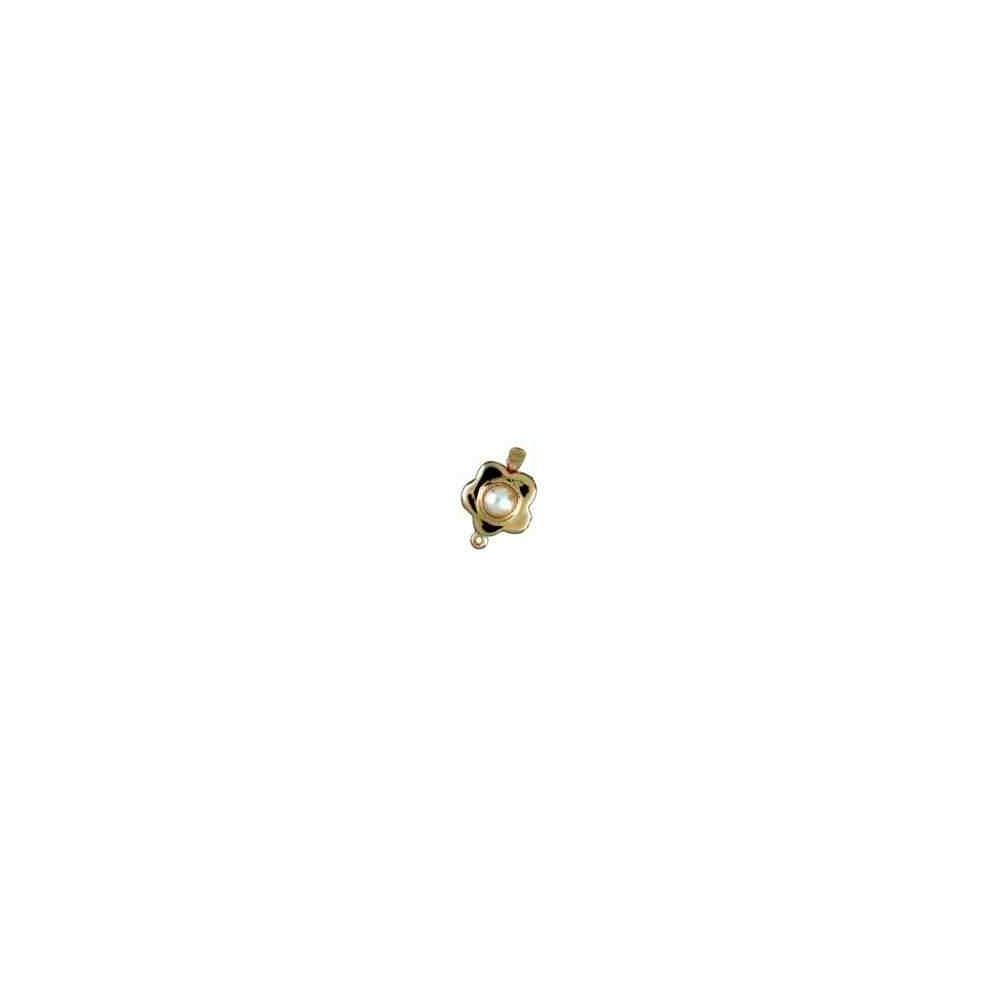 Broche de collar 1 vuelta.AG-925 CH. 70952