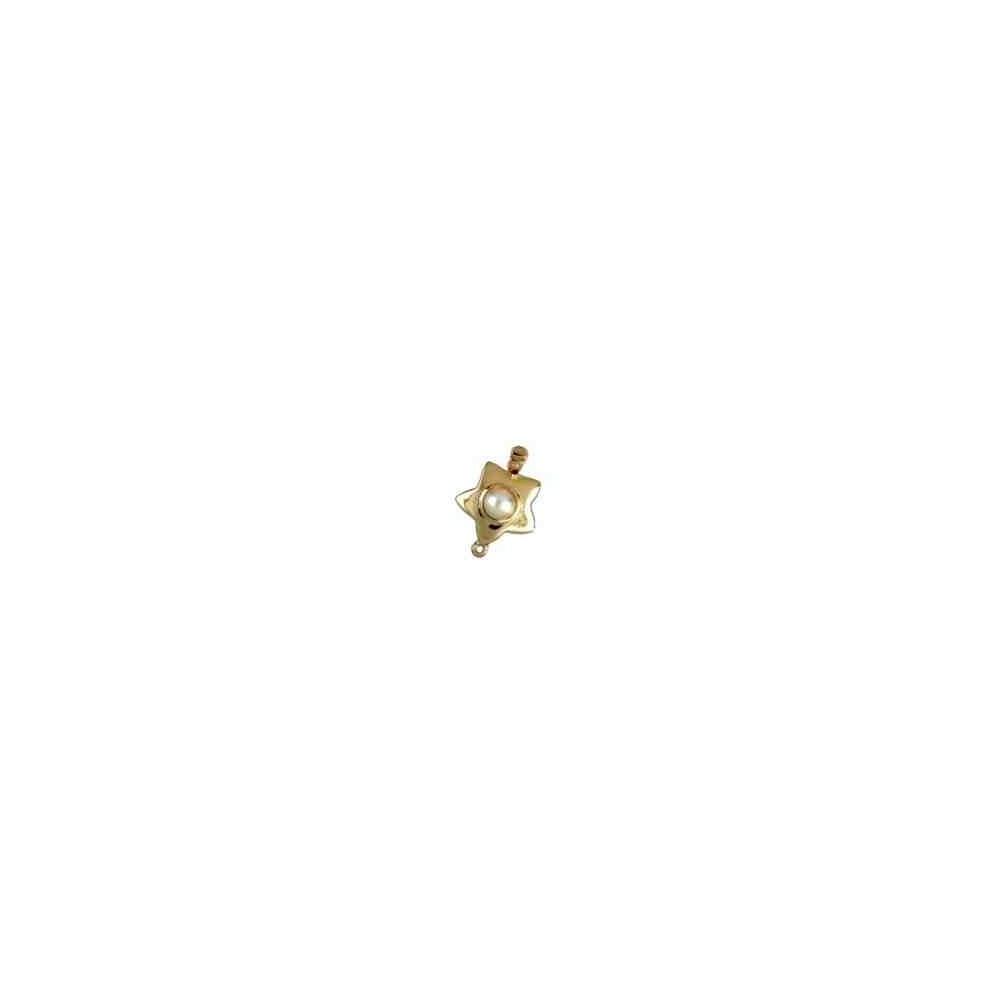 Broche de collar 1 vuelta.AG-925 CH. 70954