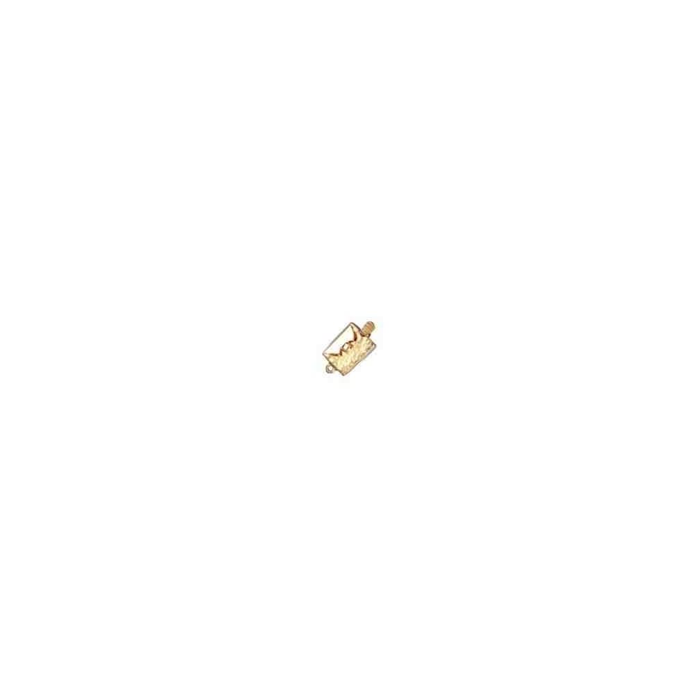 Broche de collar 1 vuelta.AG-925 CH. 70965