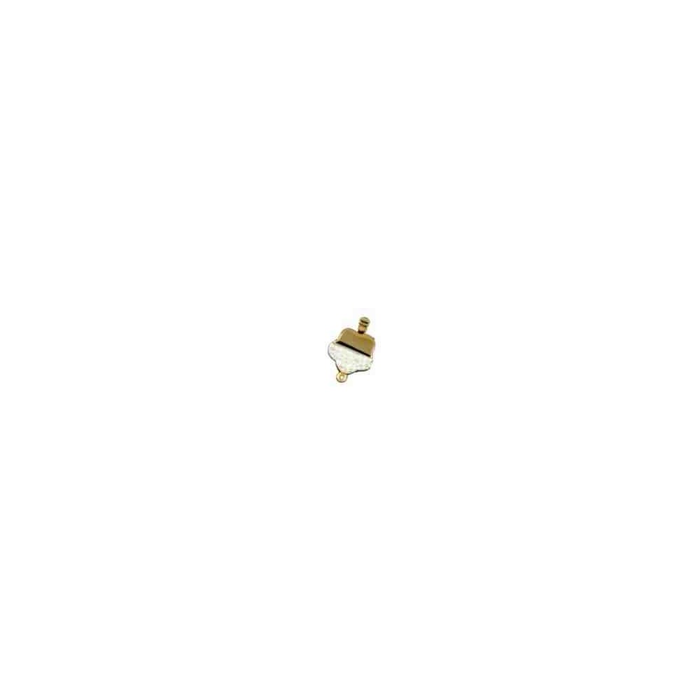 Broche de collar 1 vuelta.AG-925 CH. 70970