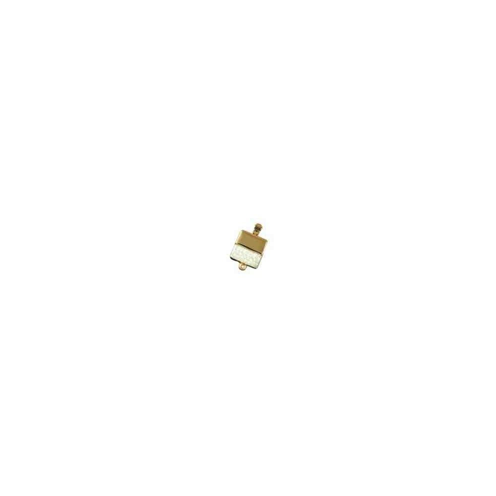 Broche de collar 1 vuelta.AG-925 CH. 70971