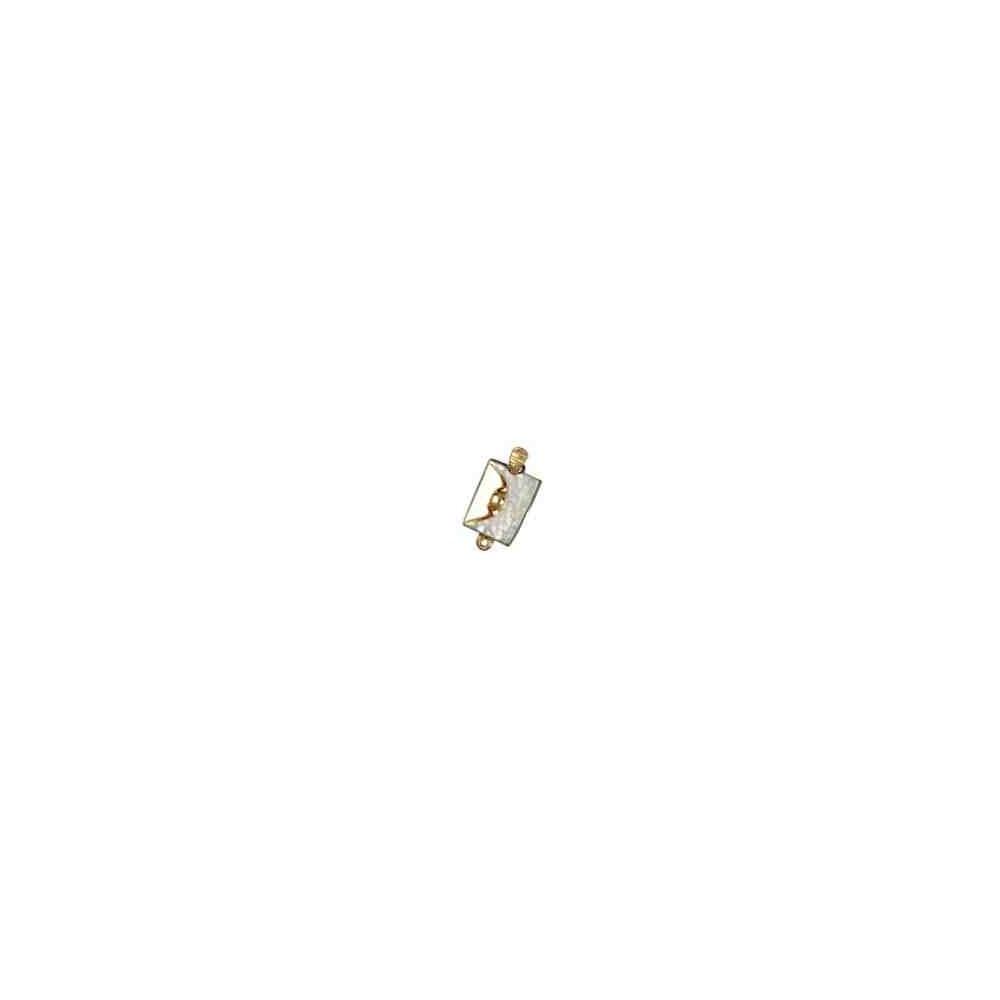 Broche de collar 1 vuelta.AG-925 CH. 70975