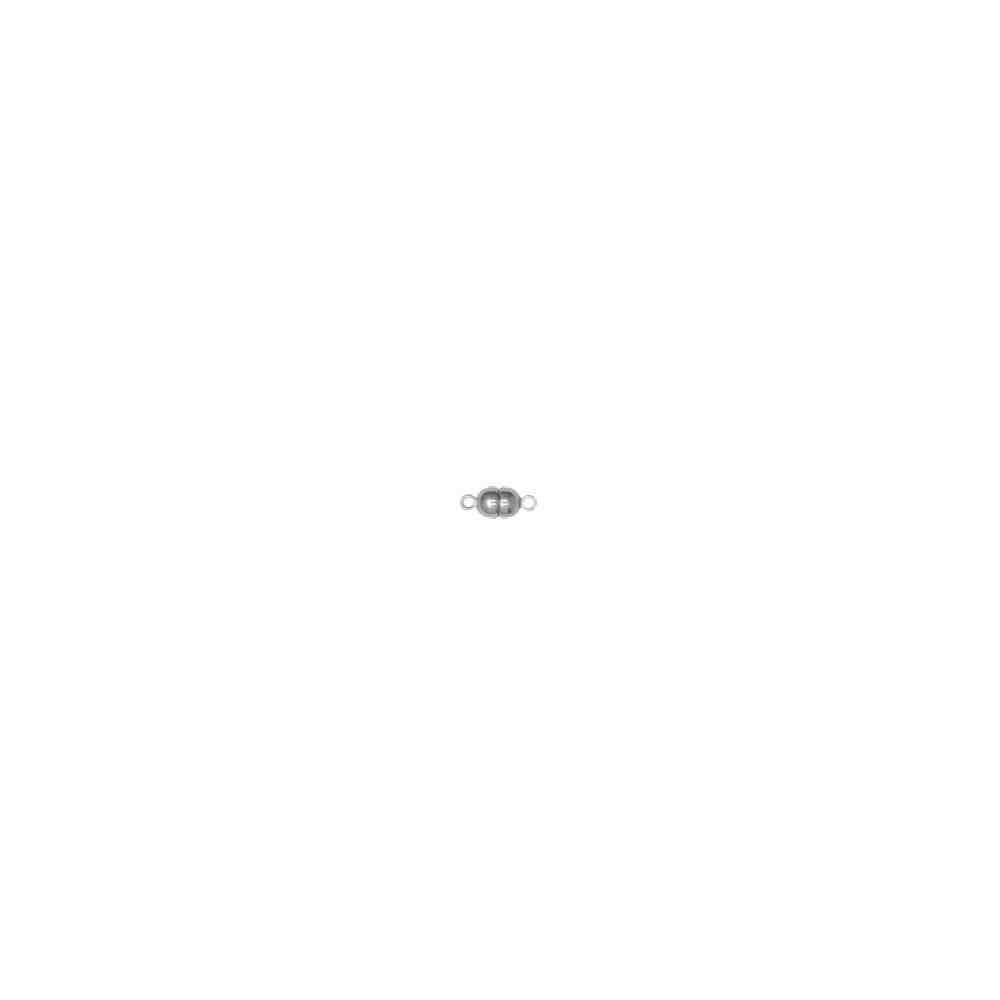 BROCHE IMAN 9X6 PLATA 1ª LEY 74002