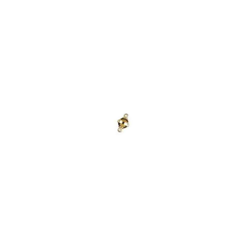 Broches imantados p/chapada - Bola lisos 8 mm. 74008CH