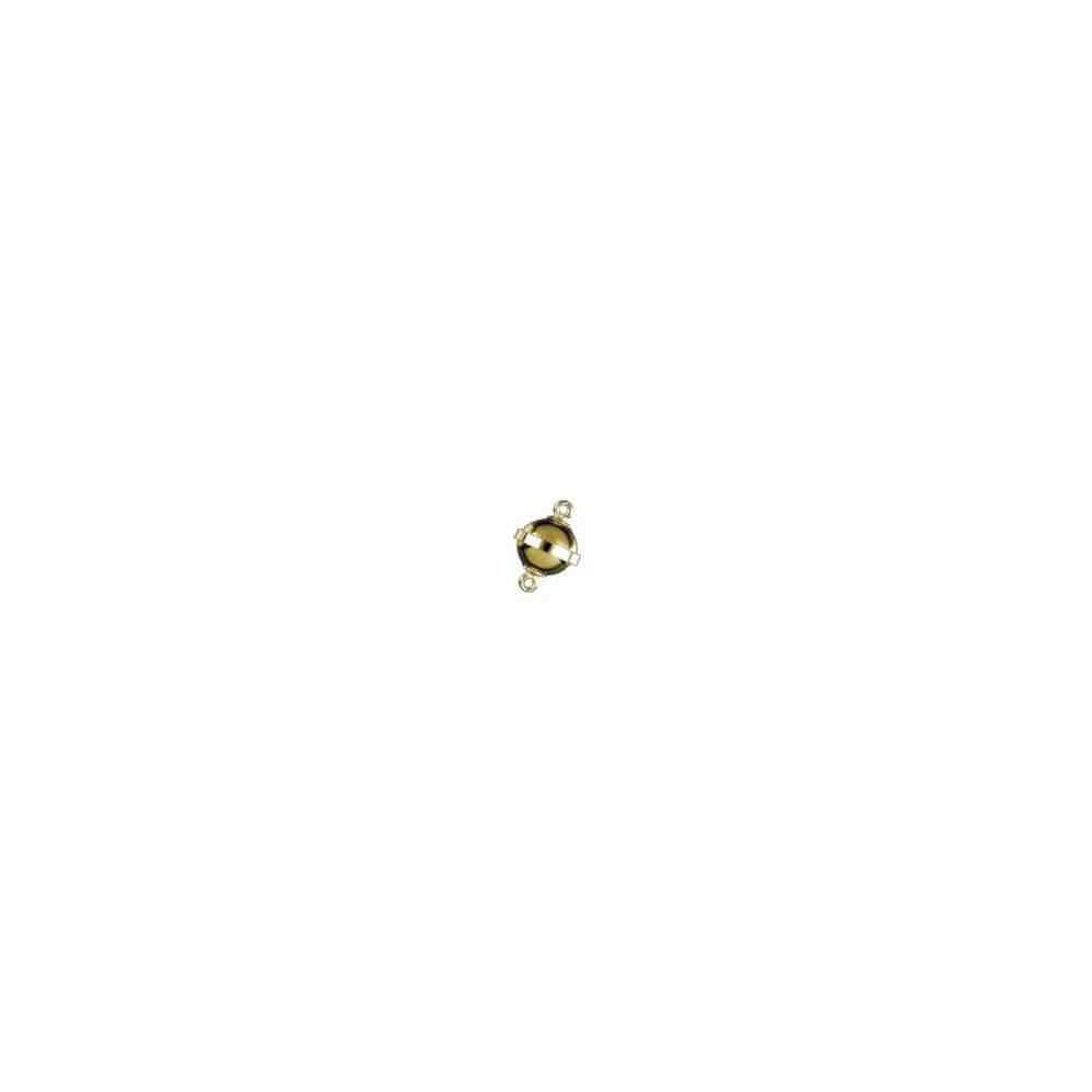 Broches imantados p/chapada - Bola lisos 10 mm. 74009CH