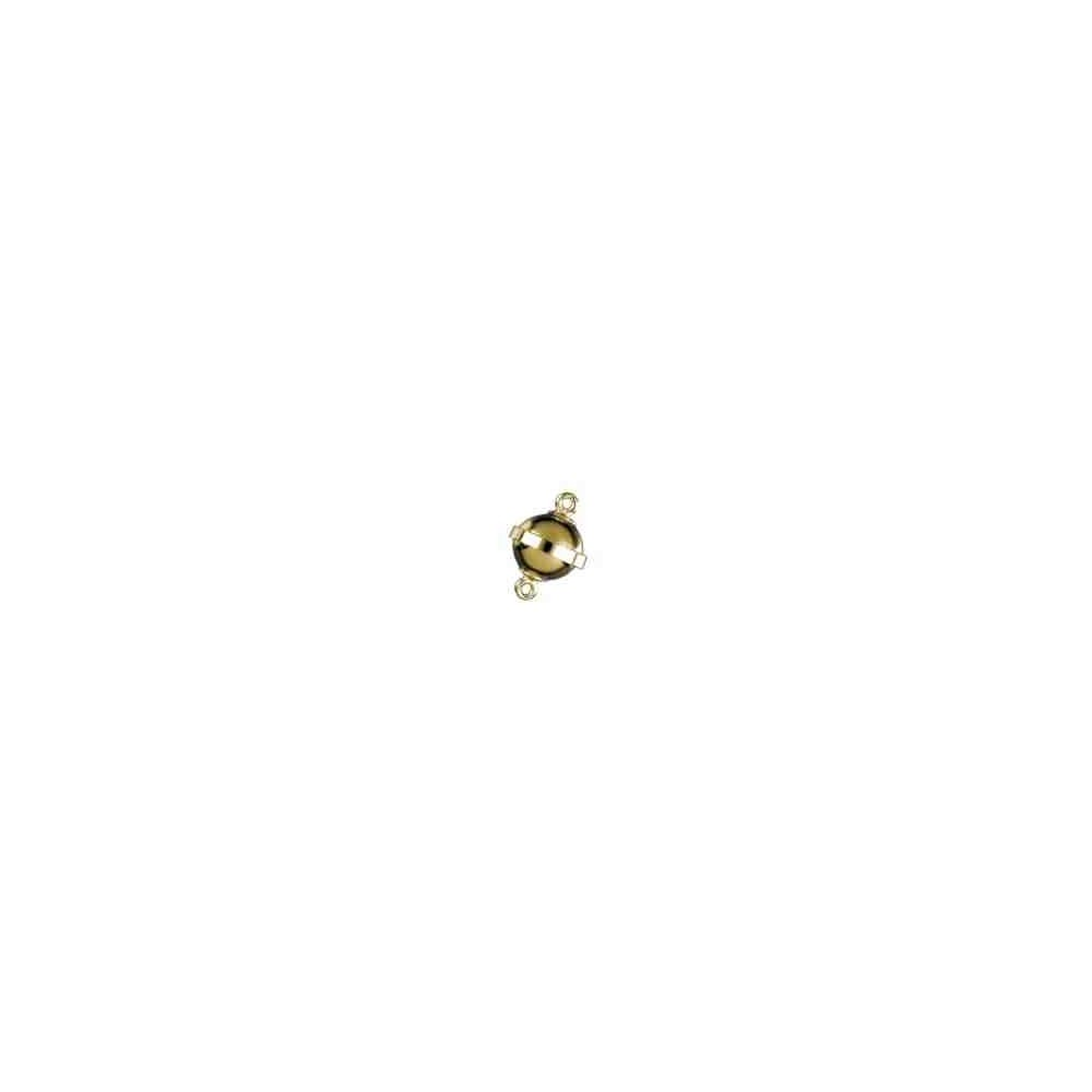 Broches imantados p/chapada - Bola lisos 12 mm. 74010CH