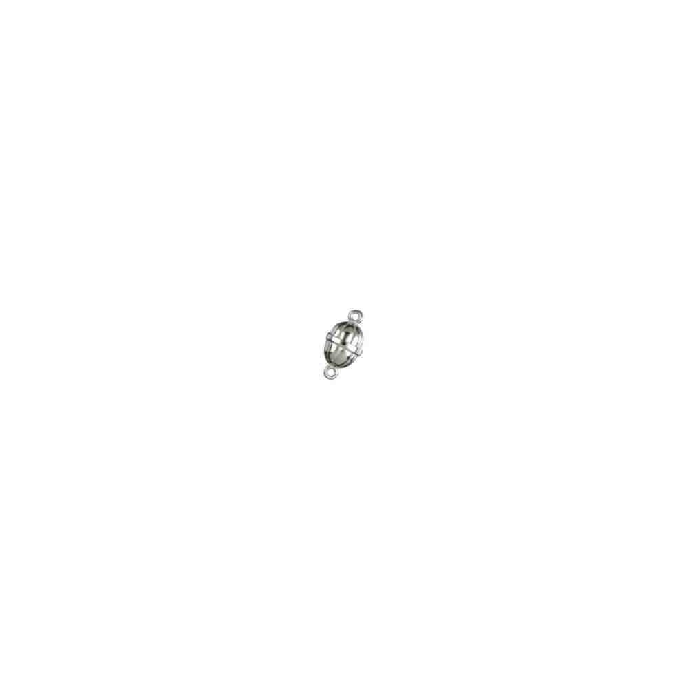 Broches imantados p/ley - Gallonados 14 x 9.25 mm. 74050
