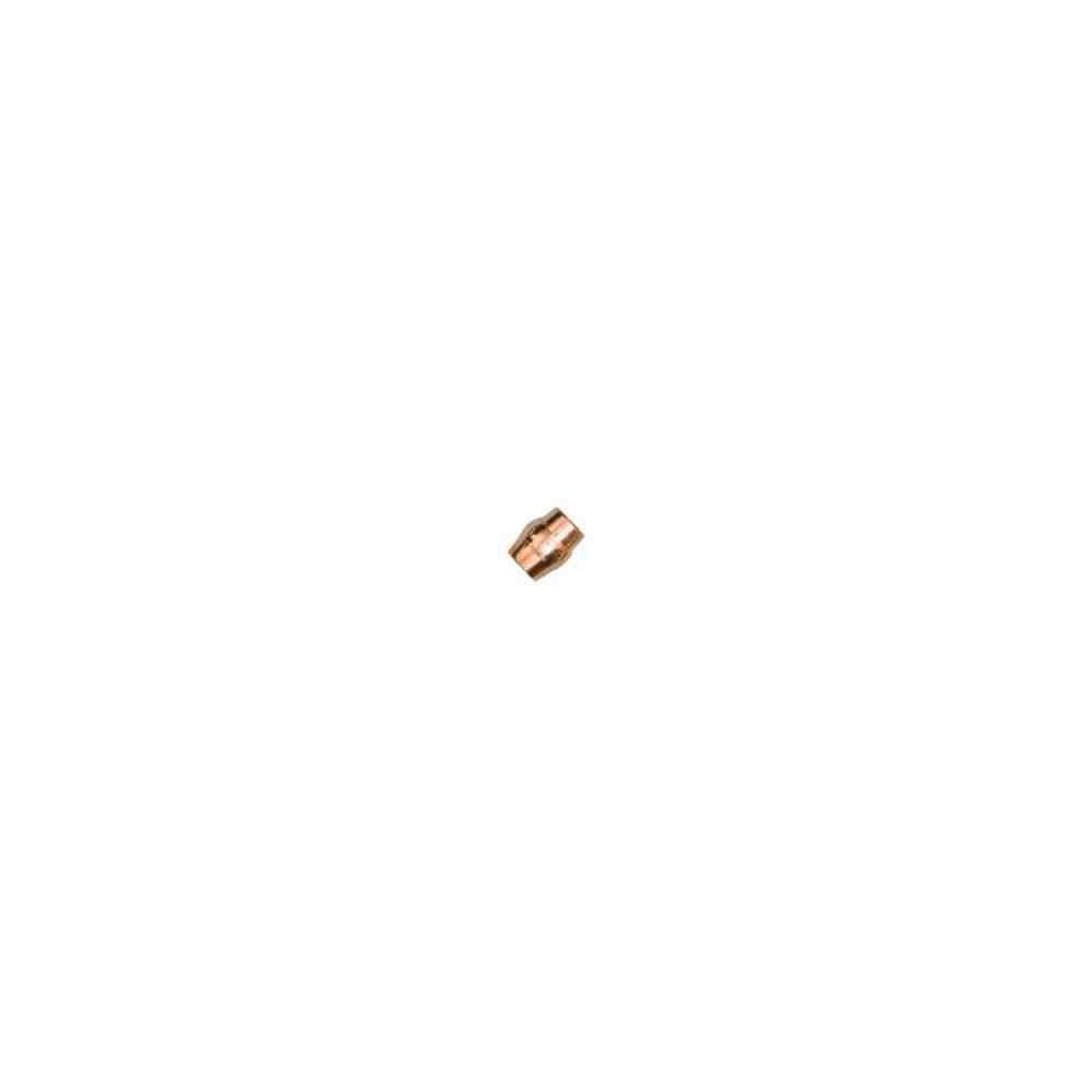 Cierre magnético rosado.Long.15x10.5mm.Int.7.2mm.AG-925 74417C