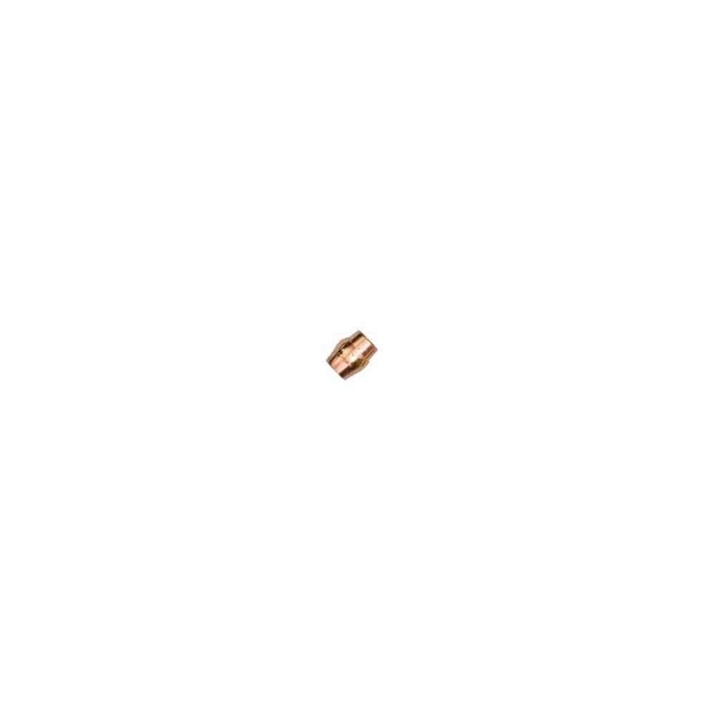 Cierre magnético rosado.Long.15x10.5mm.Int.8.2mm.AG-925 74418C