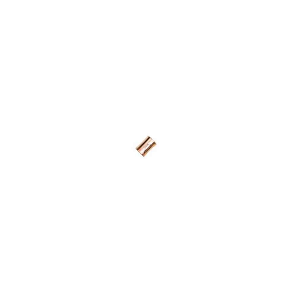 Cierre magnético rosado.Long.15x11.5mm.Int.8.2mm.AG-925 74428C